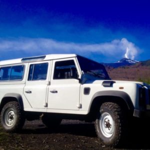 Mount Etna Jeep Tour