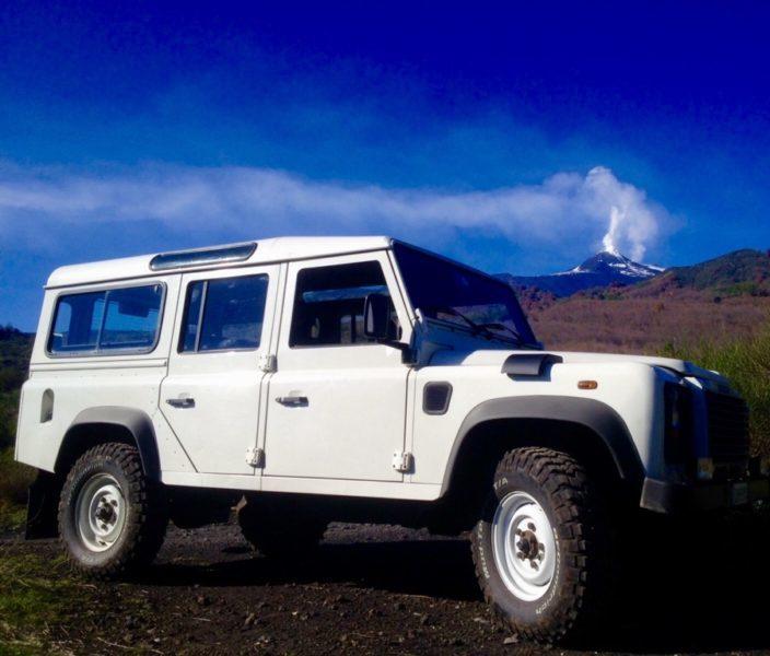 Mount Etna Jeep Tour