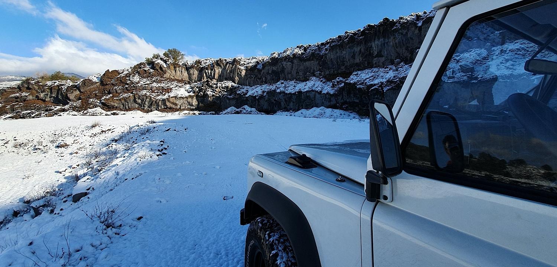 4WD Etna Tour