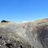 Crossing Etna hike