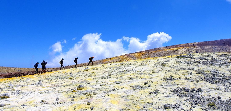Etna Summit Hike