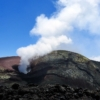 Summit hike Etna crater