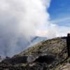 Summit hike Etna visit