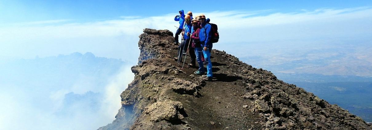 Etna Group Tour