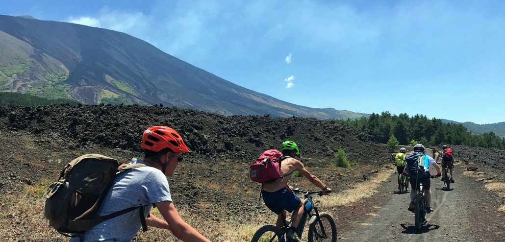 E-BIKE ETNA TOUR