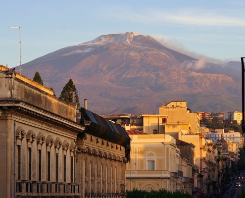 Catania Sightseeing