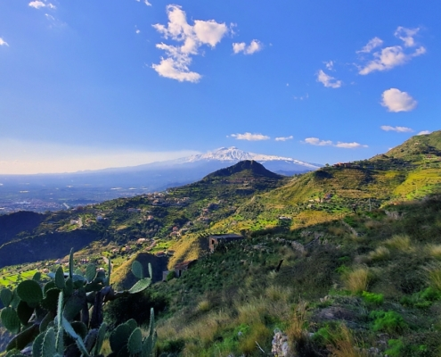 Taormina hiking tour