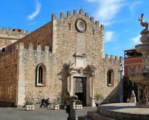 Visiter Taormina en Sicile