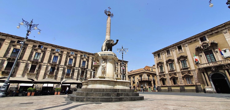 Catania landmarks