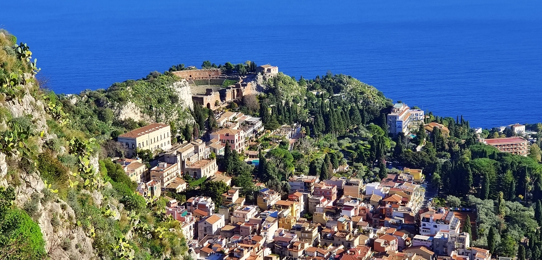 Taormina hiking tour