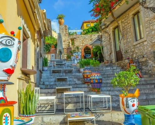 Street Food Taormina