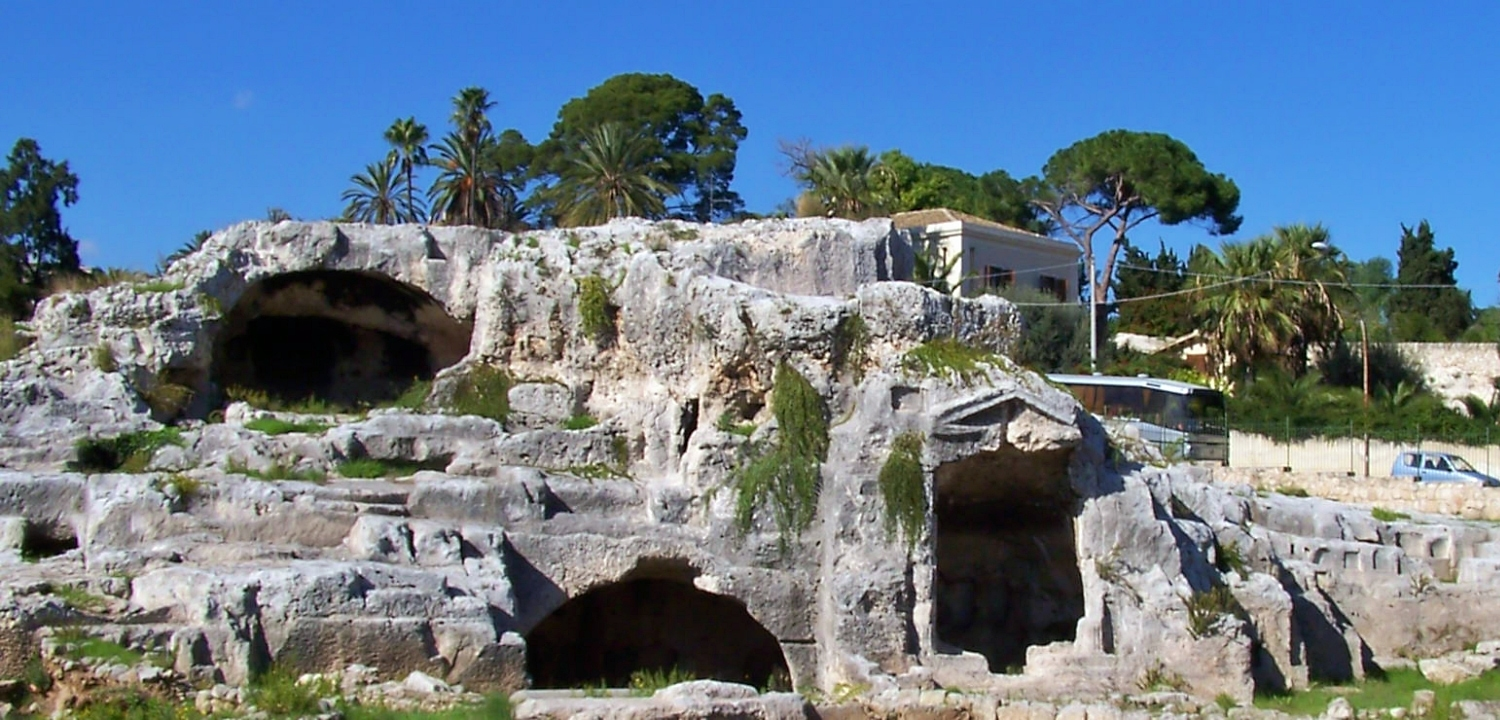 Visit the Archaeological Park of Syracuse Sicily