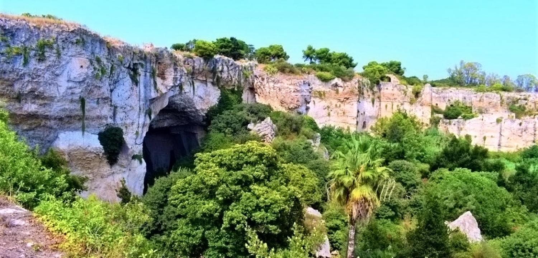 Visite du parc archéologique de Syracuse