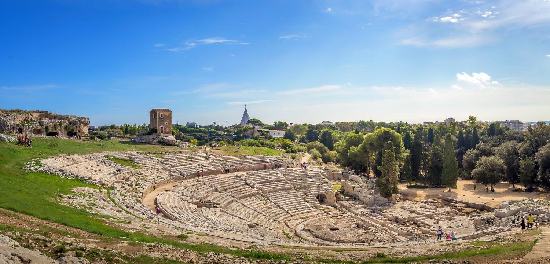 Visita guidata Parco Archeologico Siracusa
