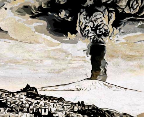 Catania <strong>et le volcan</strong>
