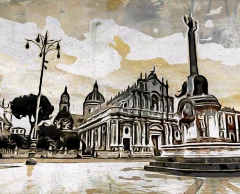 Catania <strong>tour a piedi</strong>