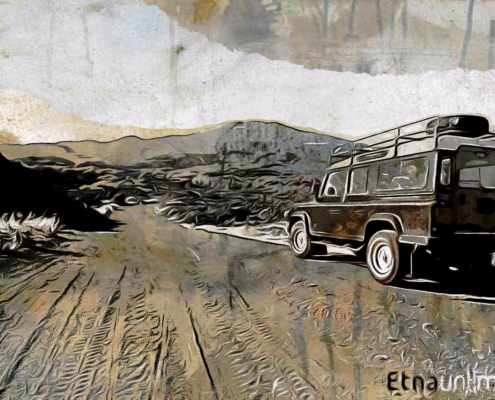 Etna <strong>Jeep Tour</strong>