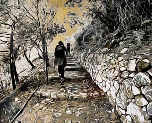 Taormine <strong>randonnée pédestre</strong>