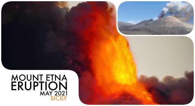 mount etna eruption may 2021