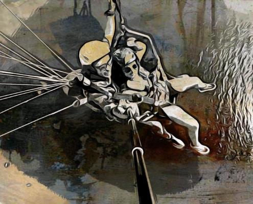 Parapente <strong>en Sicile</strong>